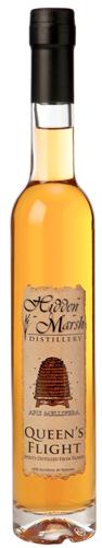 Hidden Marsh Distillery, Queen's Flight Honey Brandy -- Seneca Falls, New York