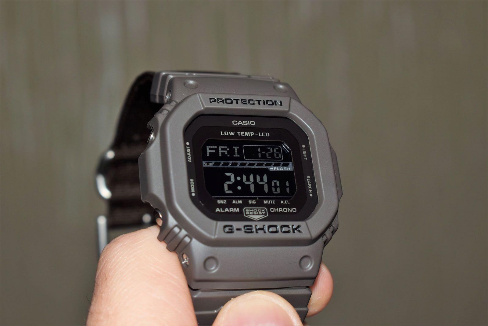 Обзор GLS-5600 — морозостойкость и тканевый ремешок  84c319558a