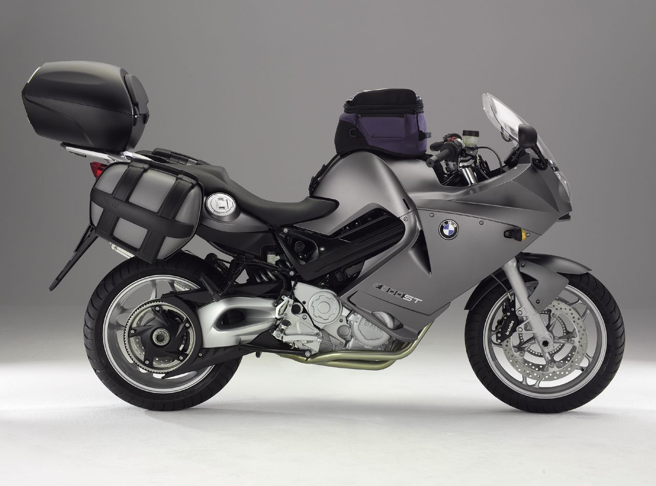 New Bmw F800st Sport Touring Bikes Review News Motorcycle Car