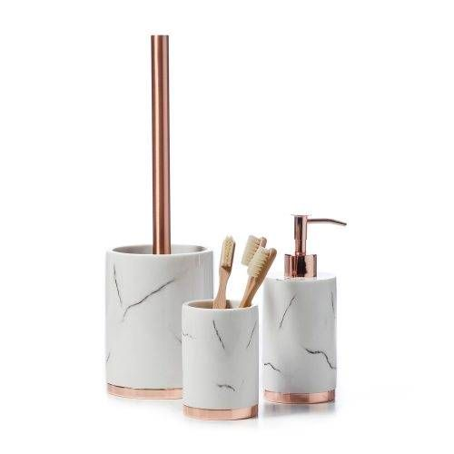 Shop from our range of designer bathroom accessories at Adairs ...