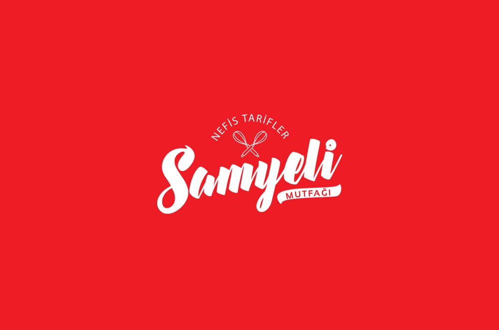 Samyeli Mutfağı Logo Design on Behance | Interactive ...