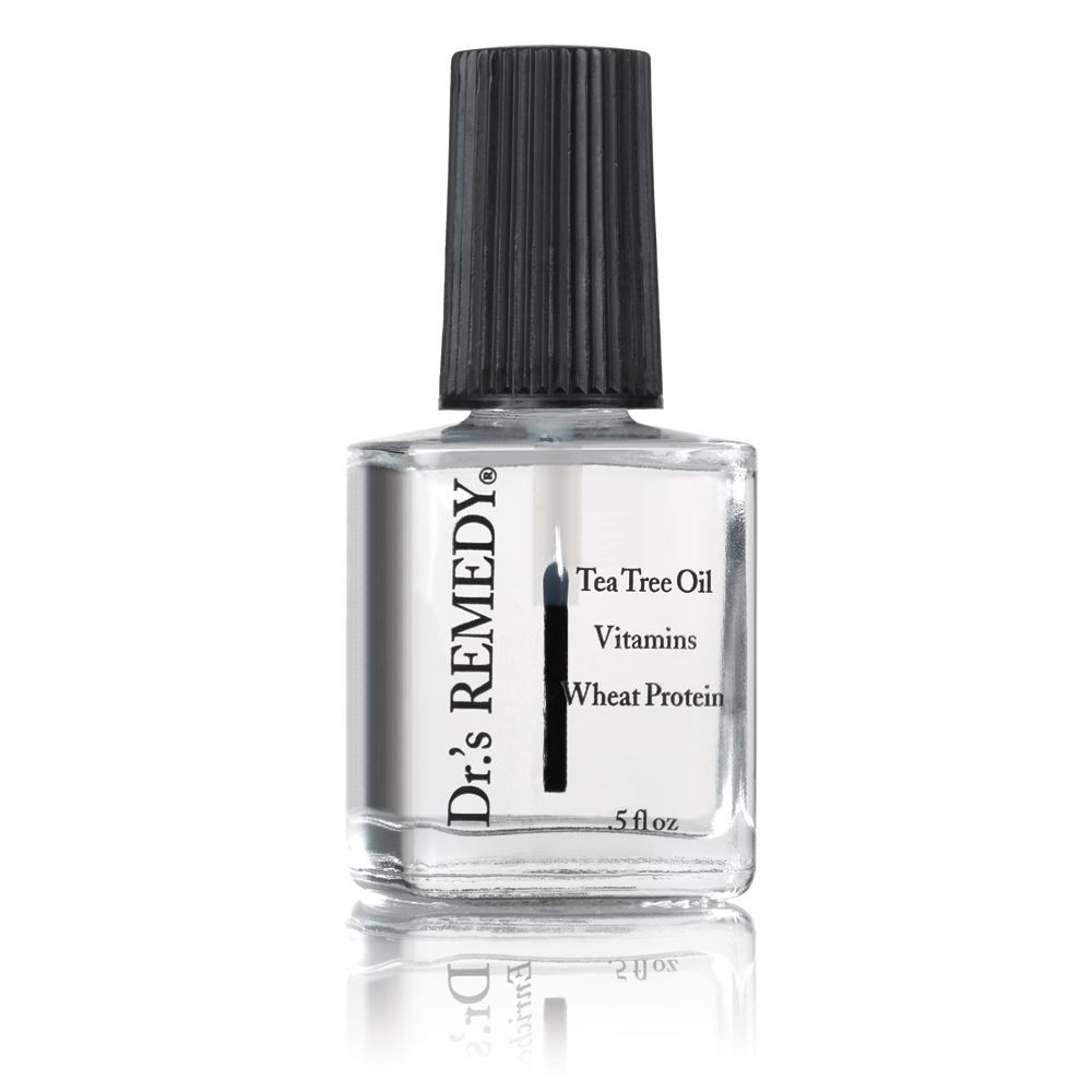 Use On Top Of Dr S Remedy Nail Polish As A Clear Sealant For Long Lasting Manicure Pedicure Contains The Same Enriching Ings All