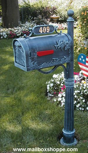 Special Lite Hummingbird Post Mount Mailbox Mailbox On House Mailbox Mounted Mailbox