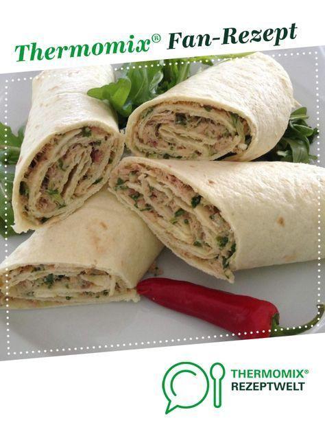 Photo of Tuna wraps