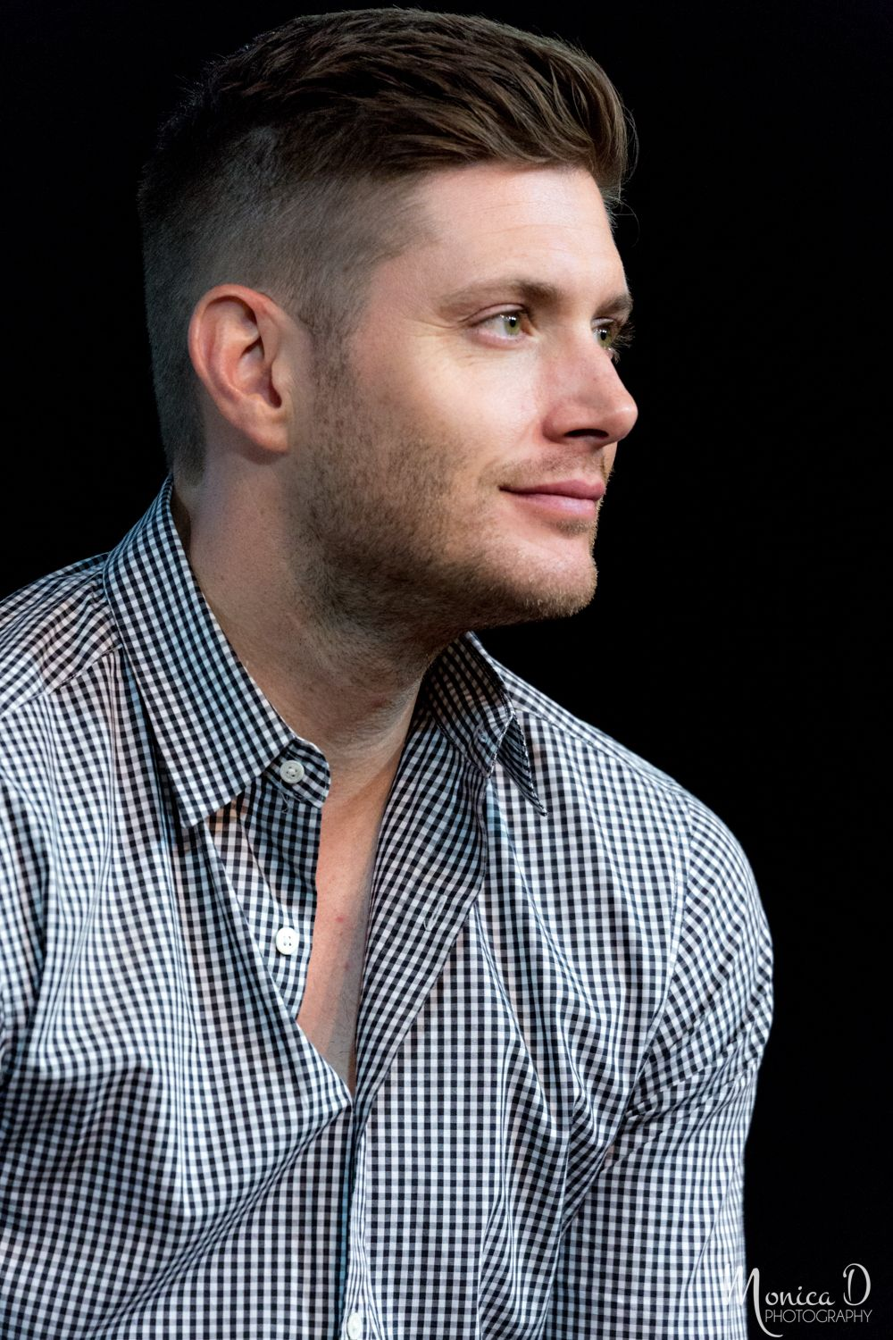 Jensen Ackles : Jus In Bello convention Rome, Italy, 20 ...