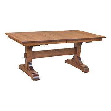 Trestle Dining Table - DRKTTR4272480