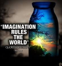 Image result for quote creativity imagination worry