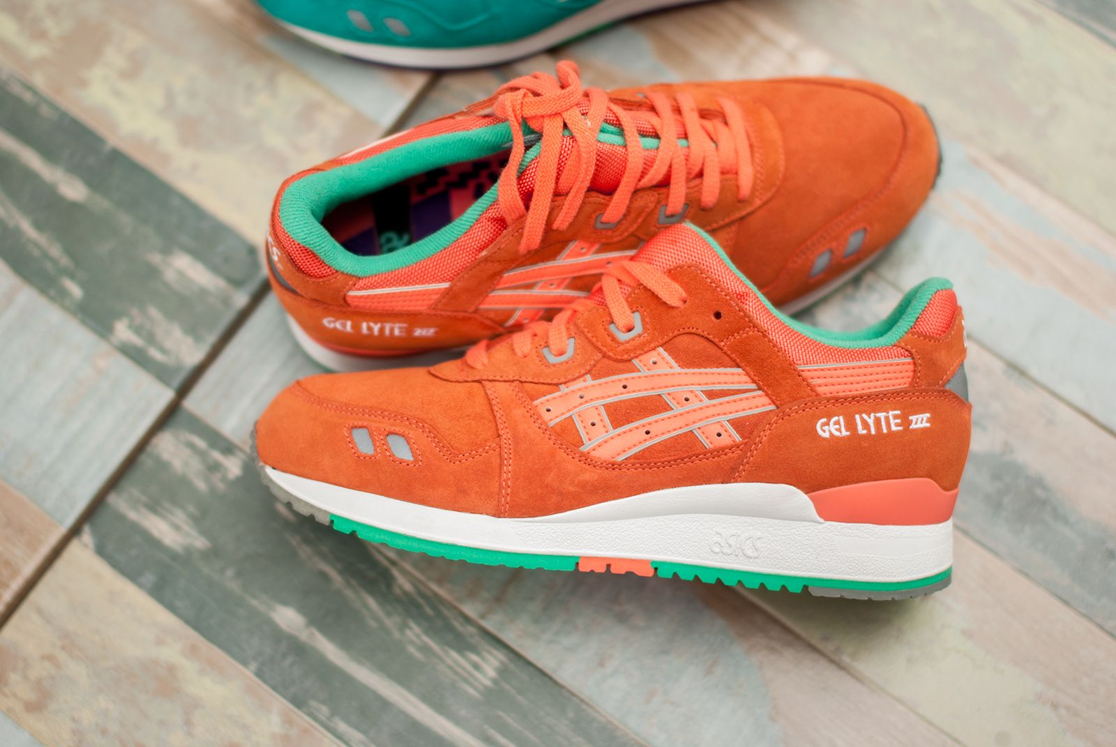 asics fresh sneakers