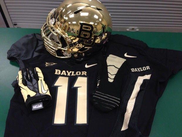 baylor football jersey