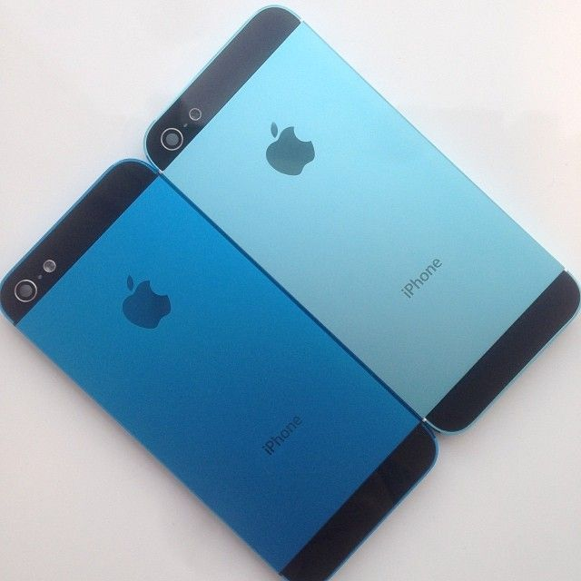 SkyBlue or DarkBlue what gets your Vote? Iphone repair