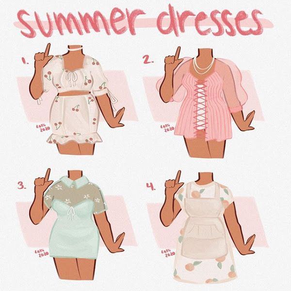 Awesome Artsy Outfit Ideas Cute Girl Fashion Design Clothes Fashion Design Sketches Drawing Anime Clothes