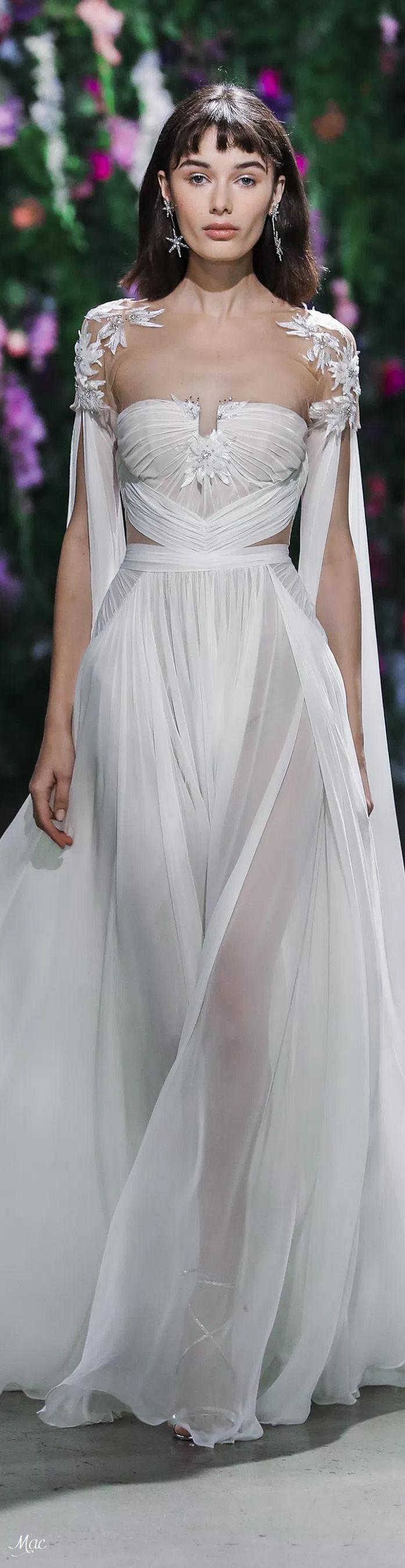 8236f36c1b7 Robe de mariée princesse des Mille et Une Nuits - Fall 2018 Bridal Galia  Lahav