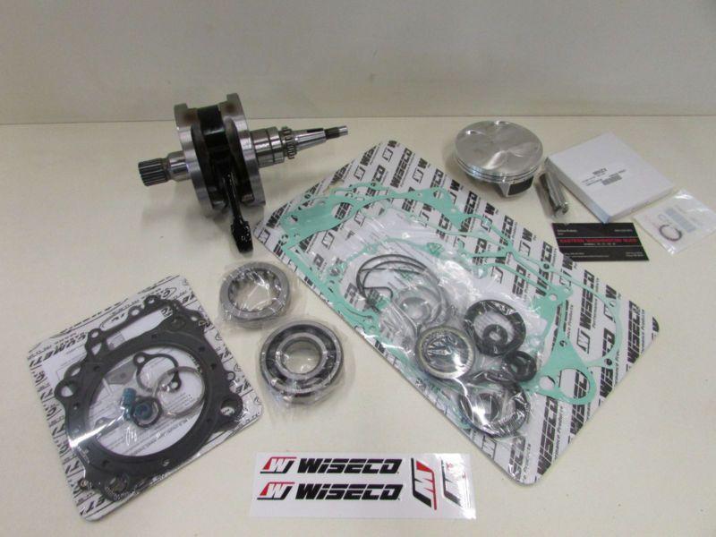 Wiseco Top End Rebuild Kit 2002,2003,2004 CR250 Piston Gasket Honda CR 250 R