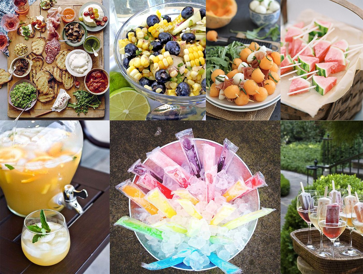 Image result for bohemian party food ideas | Birthday ...