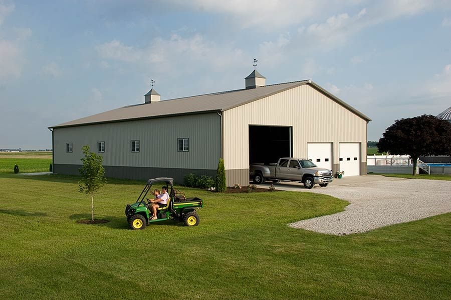 Garage With Rv Storage | RV, Camper, And Boat Storage Garage | LaCrosse,  Indiana | FBi .