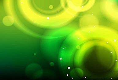 green glow abstract dynamic background material in 2019