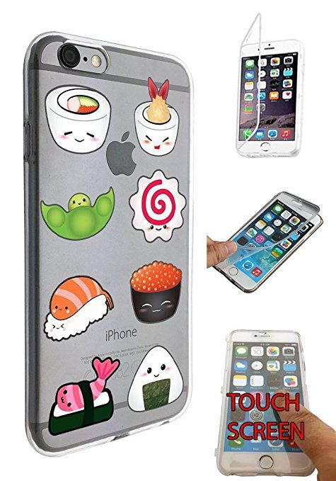 C0299 - Cool Cute Fun Sushi Doodle Maki California Roll Food Lover ...