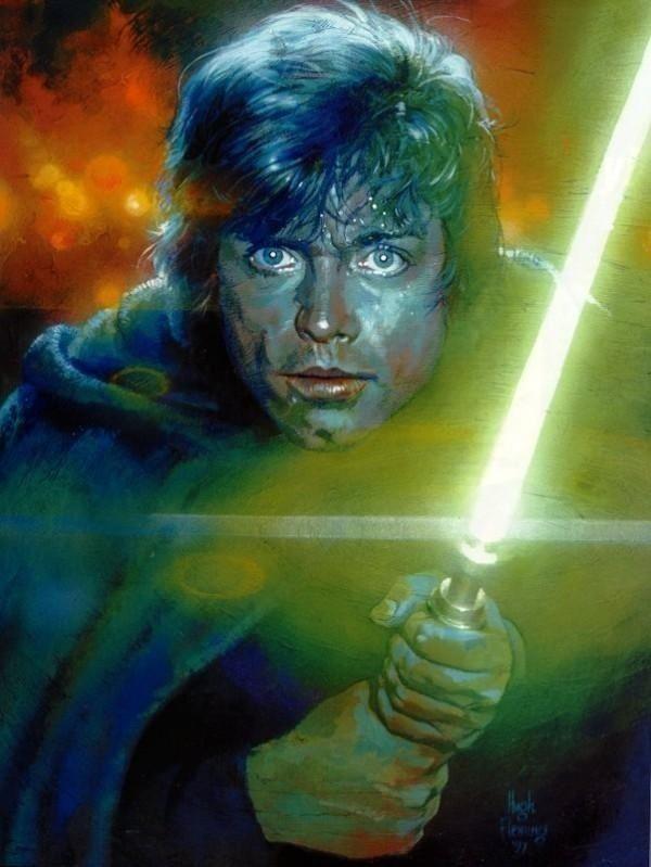 Pin By Carol L On Star Wars Illustrations Star Wars Luke Star Wars Luke Skywalker Star Wars Wallpaper