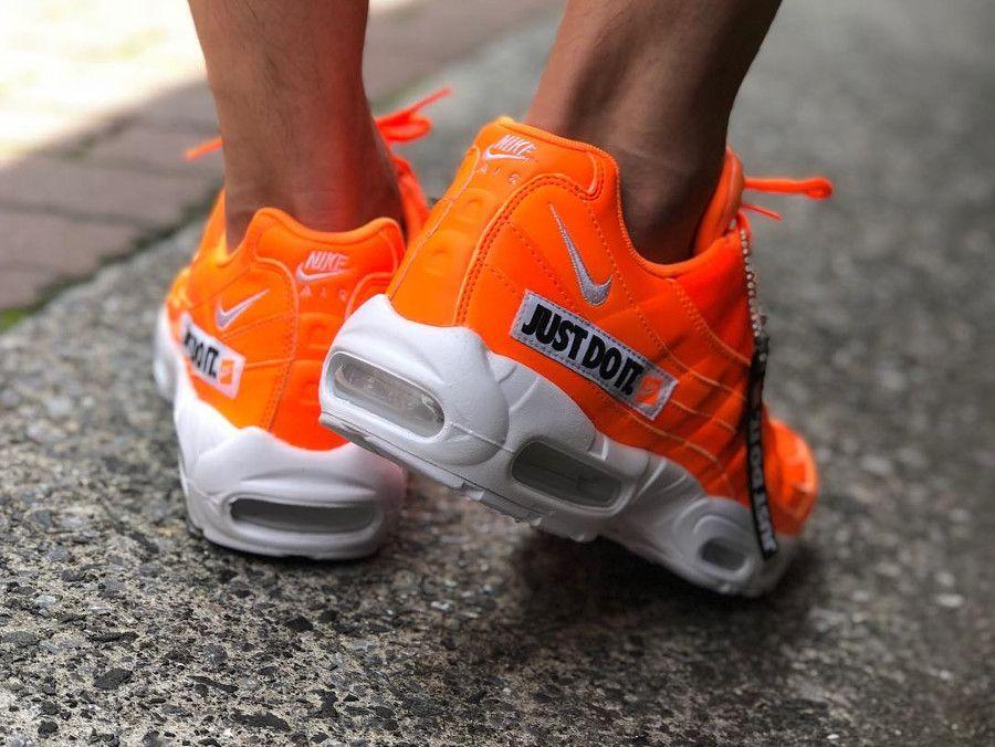 nouveau style 56413 4b9af Retrouvez notre avis sur les chaussures Nike Air Max 95 ...