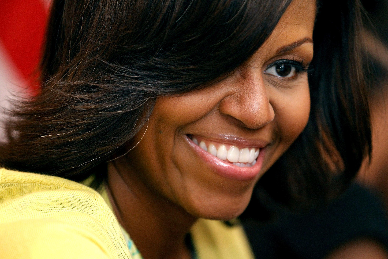 Michelle Obama #FLOTUSisSoFLY
