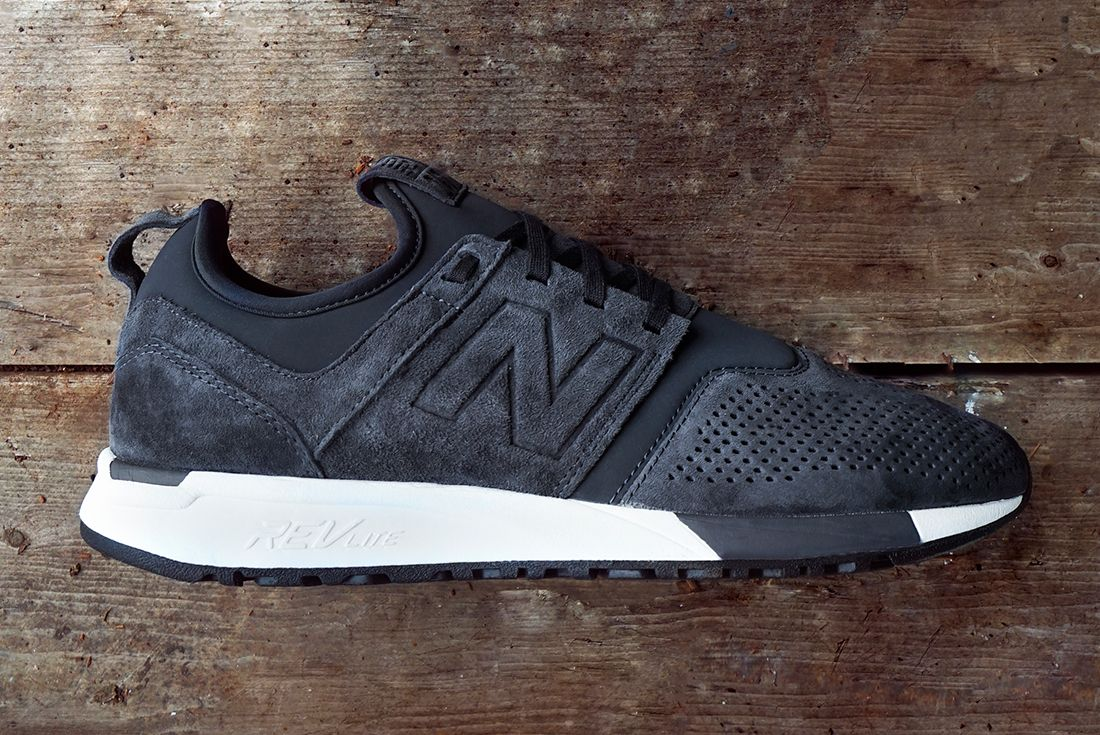 New Balance 247 Looks Thrice as Nice in New Suede Make Ups