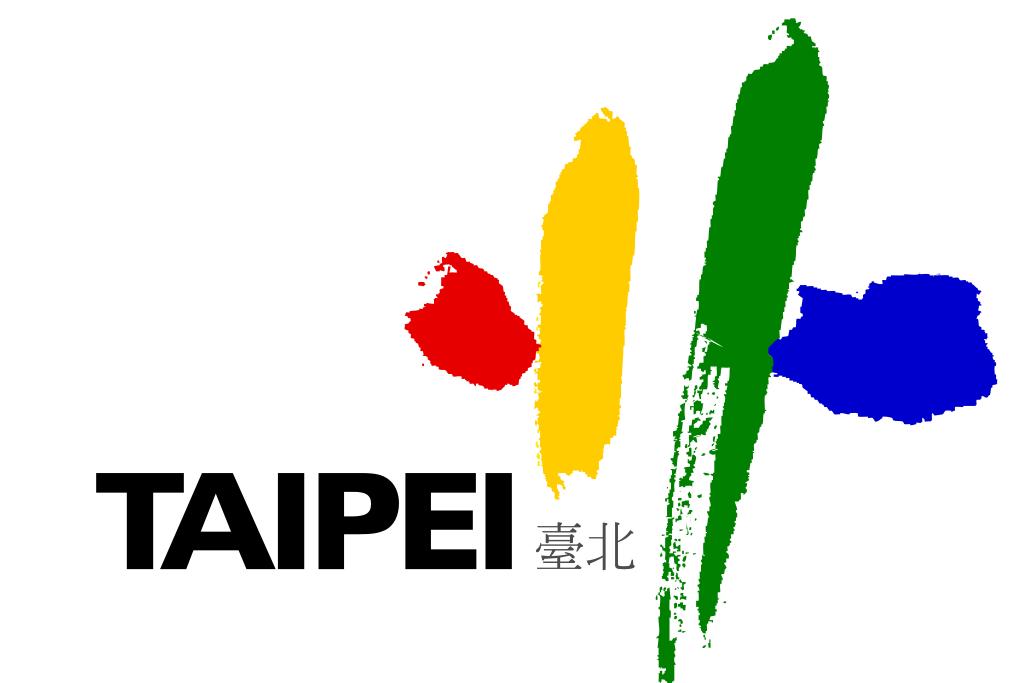 Flag Of Taipei City Svg Taipei Tourism Logo Taipei City