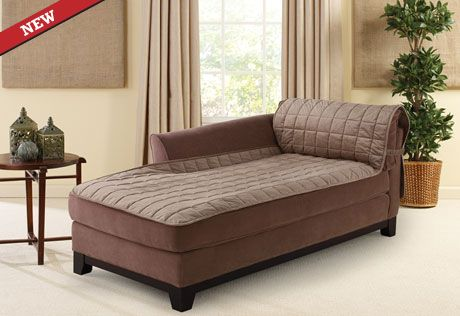 Deluxe Comfort Chaise Lounge Furniture Cover | 100 ...