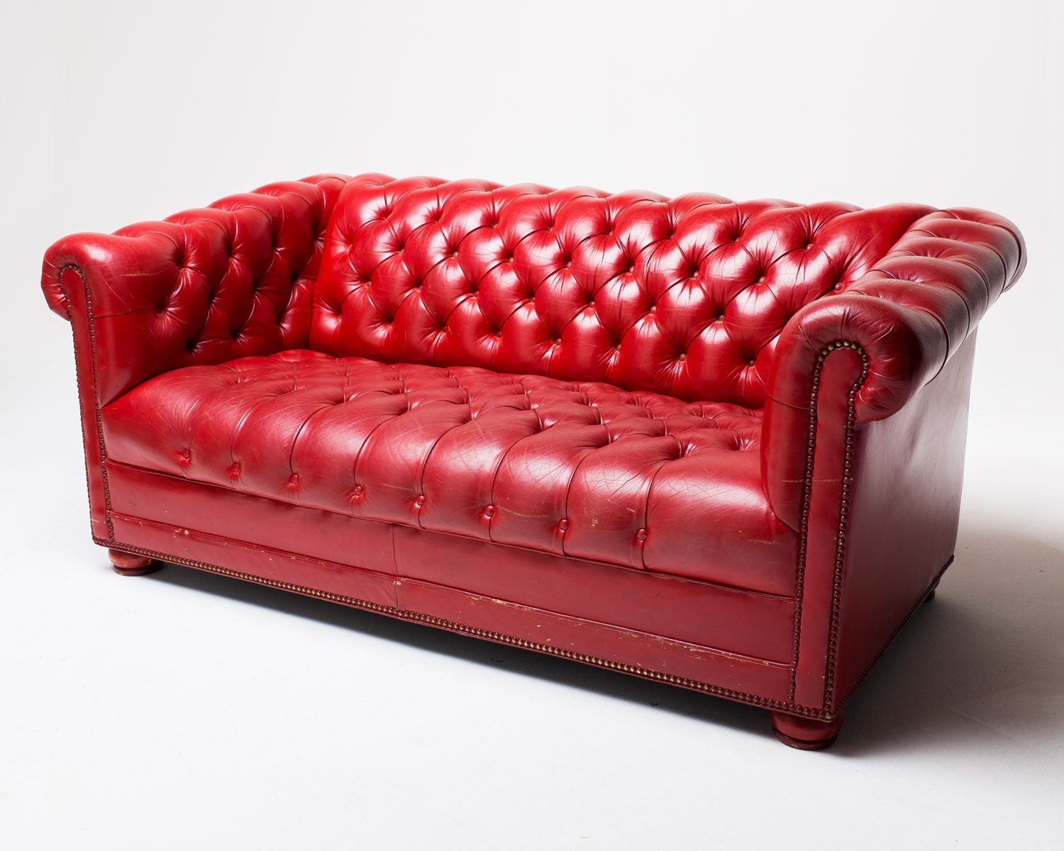 Co002 Red Leather Sofa Red Leather Sofa Leather Sofa Furniture