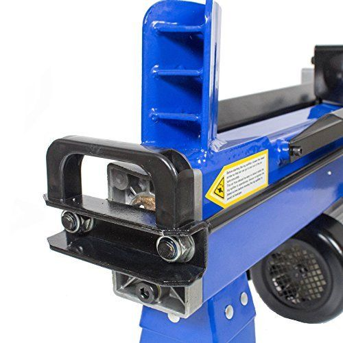 b3b527bc589c The HYLS4000H is an electric powered horizontal log splitter, designed to  cut logs down to