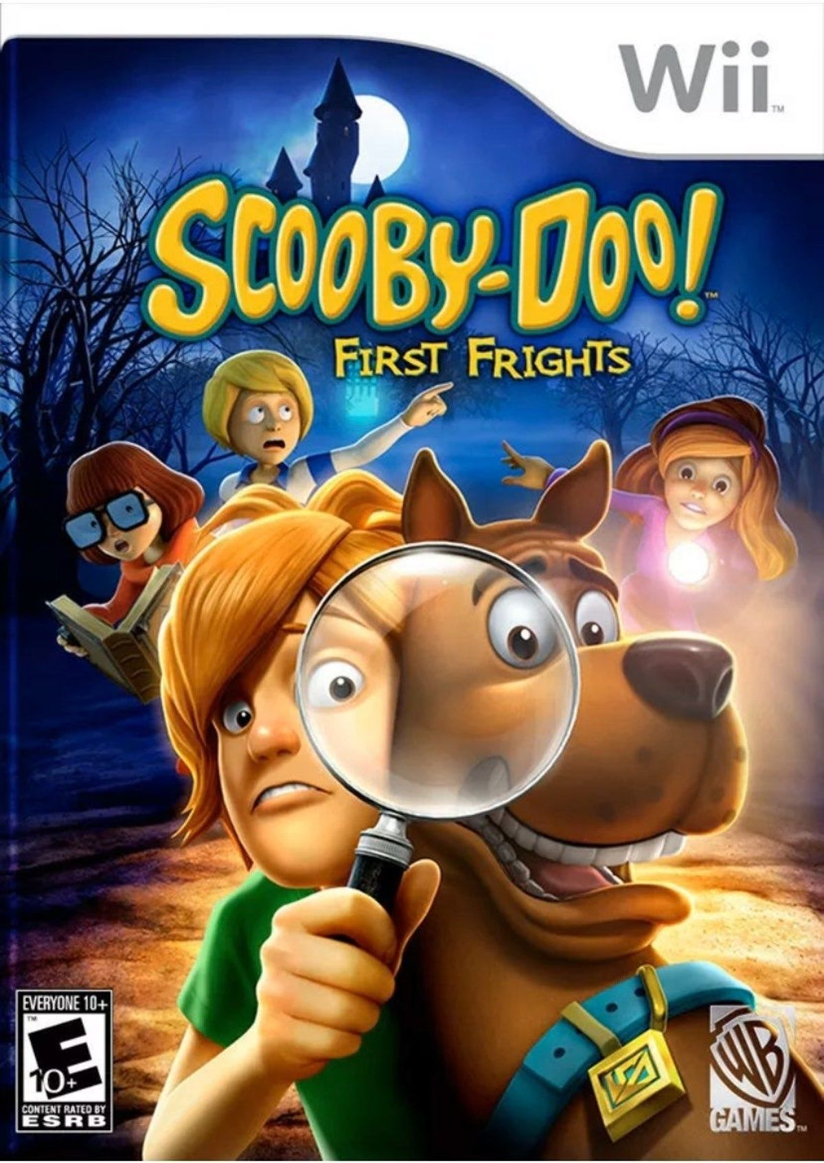 Scooby Doo First Frights WII New on Mercari in 2020
