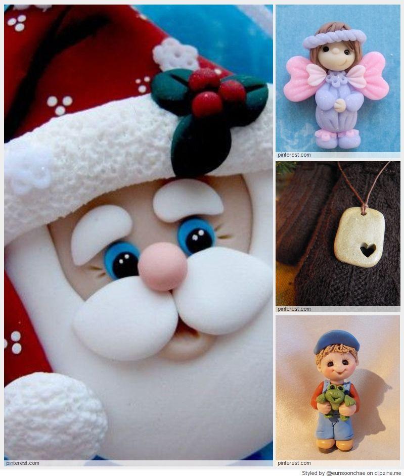 Cute Polymer Clay Crafts