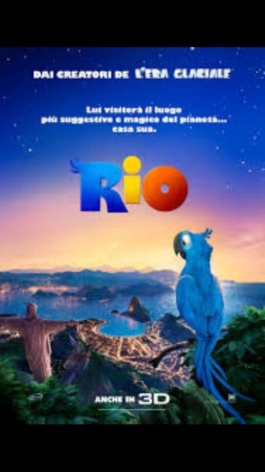 Pin De Linsonnia Creazioni En Locandine Film Rio La Pelicula Peliculas Infantiles En Espanol Peliculas Romanticas En Espanol