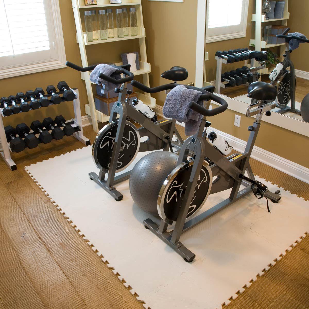 The 5 Best Home Gym Flooring Ideas Home gym flooring