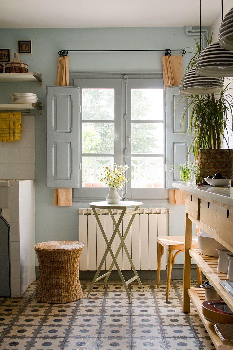 Casa Josephine | interiorismo | Pinterest | Landhäuser, Küche und Wohnen