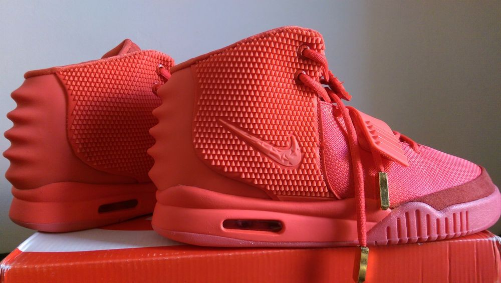 Nike Air Yeezy 2 Red October