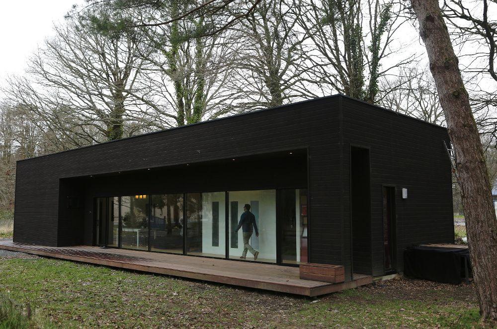 Maison sous les chênes - Paimpont atelier Architecture Verte