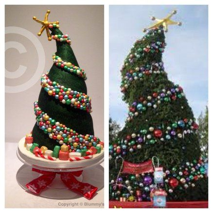 The Grinch Christmas Tree Movie.Pin On Cakes Highly Decorated Cake