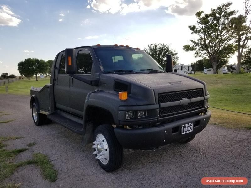 Car For Sale 2007 Chevrolet Other Pickups C4500 Kodiak