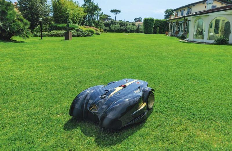 All Terrain Robotic Lawn Mowers Robotic Lawn Mower Automatic Lawn Mower Best Lawn Mower
