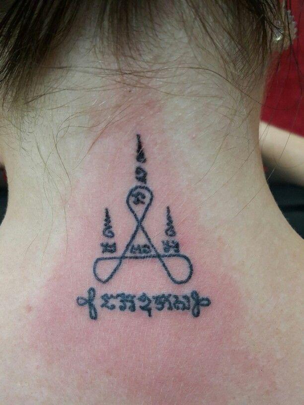 Bangkok Ink Tattoo Traditional Thai Tattoo Bangkok Ink Tattoo