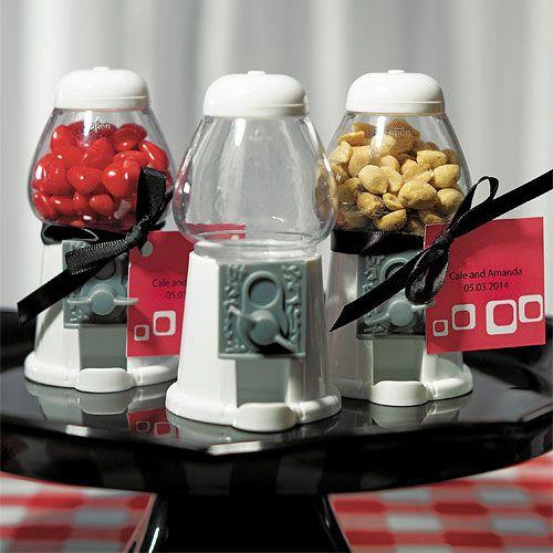 Gumball Machine, Wedding Favors, Table Decorations - Weddingstar