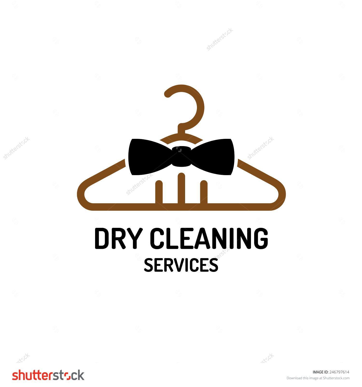 Dry Clean Logo