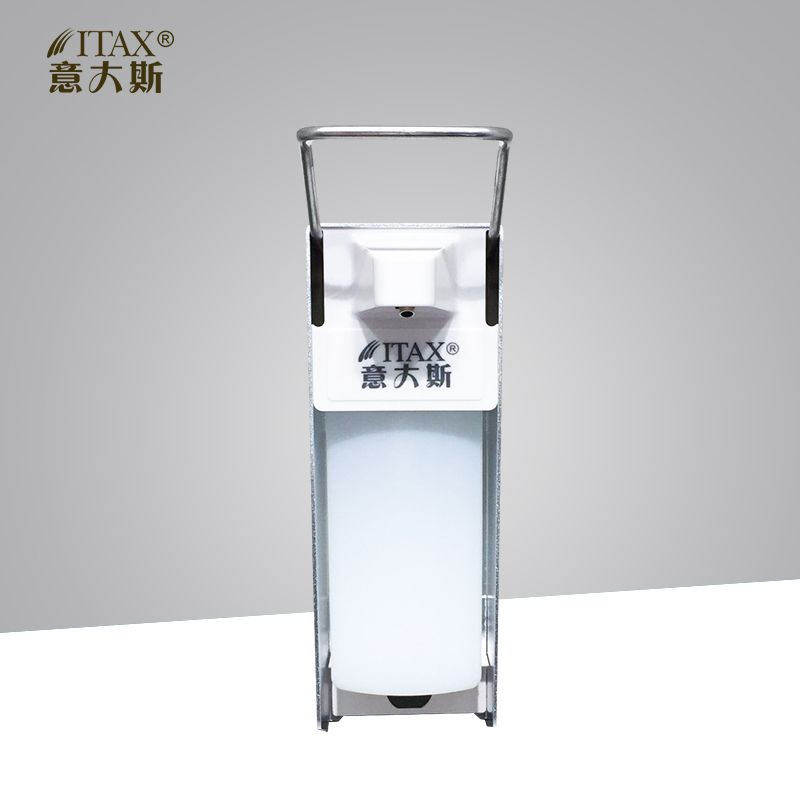 500ml x 2267 elbow sanitizer dispenser wall mounted hand on disinfectant spray wall holders id=24298