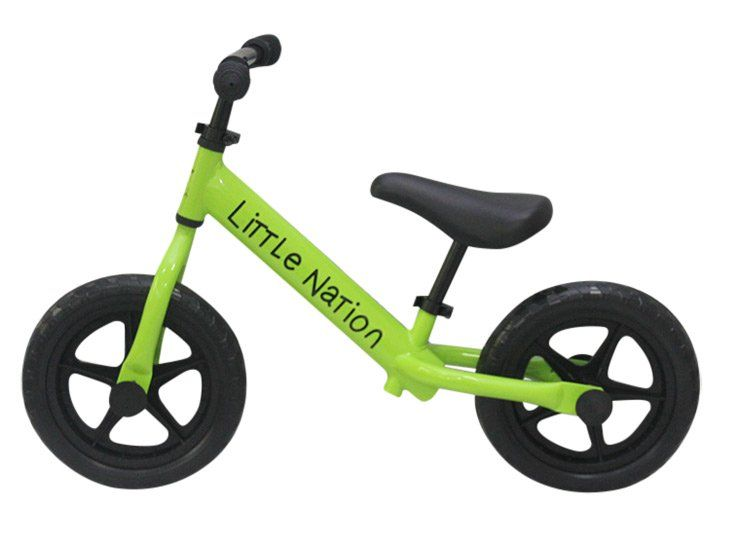 1c4325f6f1b Balance Bike - Green | Toddler Tricycle | Kids scooter, Balance bike ...