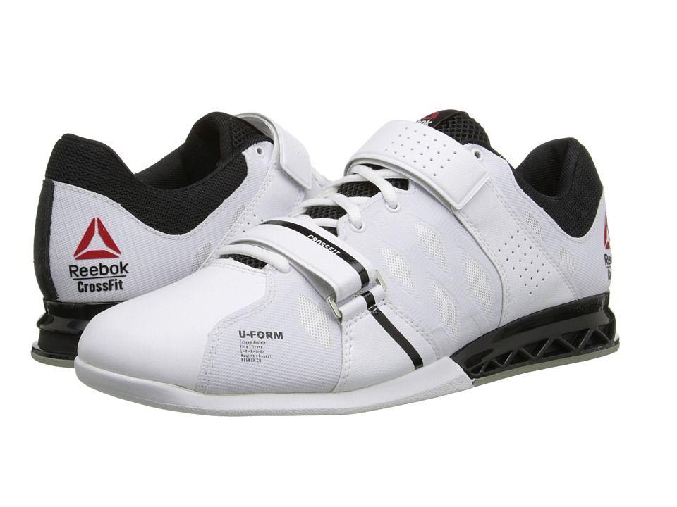 52cf2e3392a1bf REEBOK REEBOK - CROSSFIT LIFTER PLUS 2.0 (WHITE BLACK PORCELAIN) MEN S SHOES.   reebok  shoes