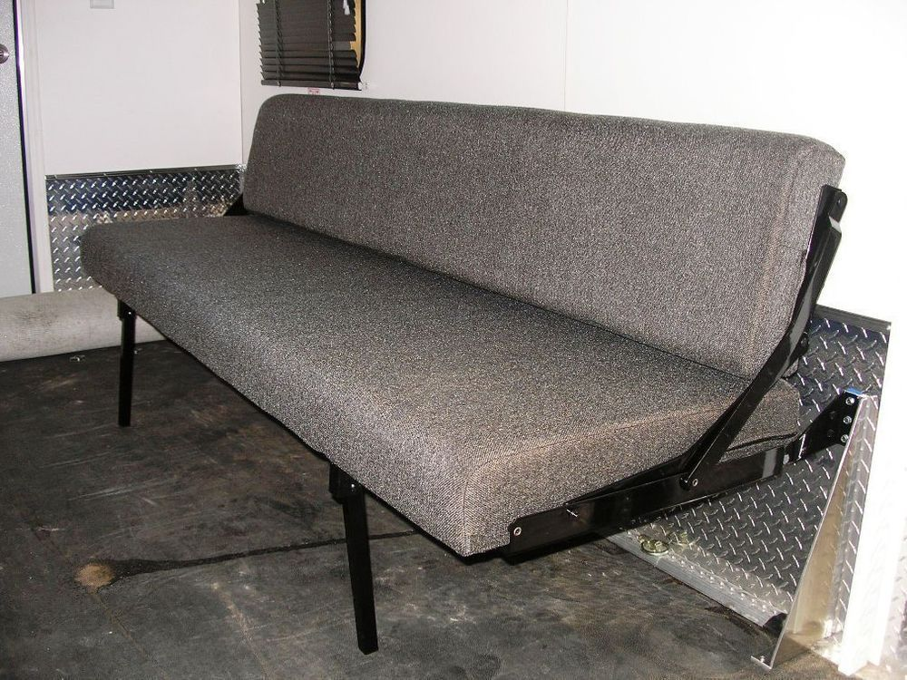 Cool Details About Rv Trailer Rollover Convertible Beds Couch Creativecarmelina Interior Chair Design Creativecarmelinacom