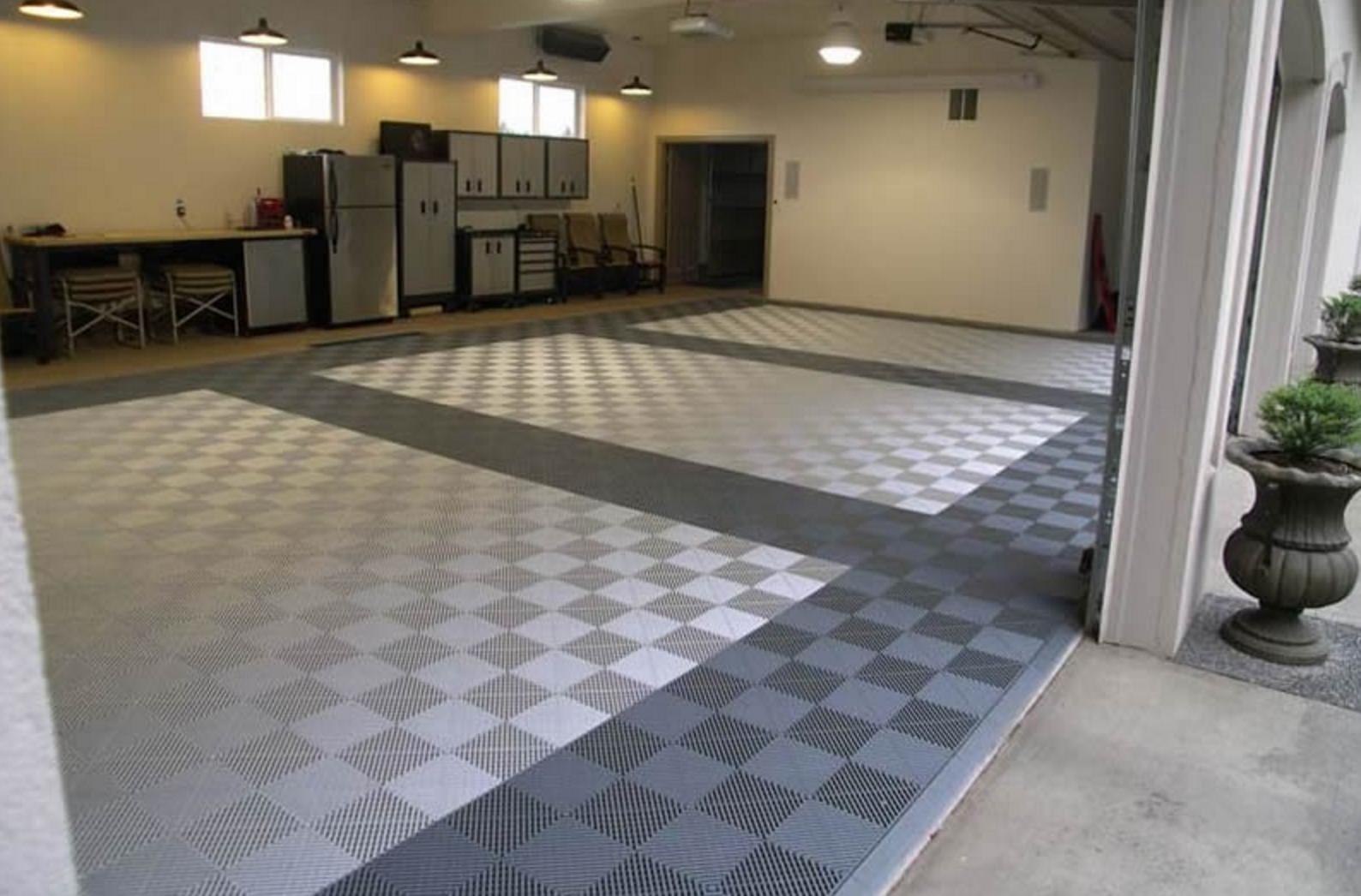 Swisstrax Flooring Garage Flooring In 2019 Garage Floor