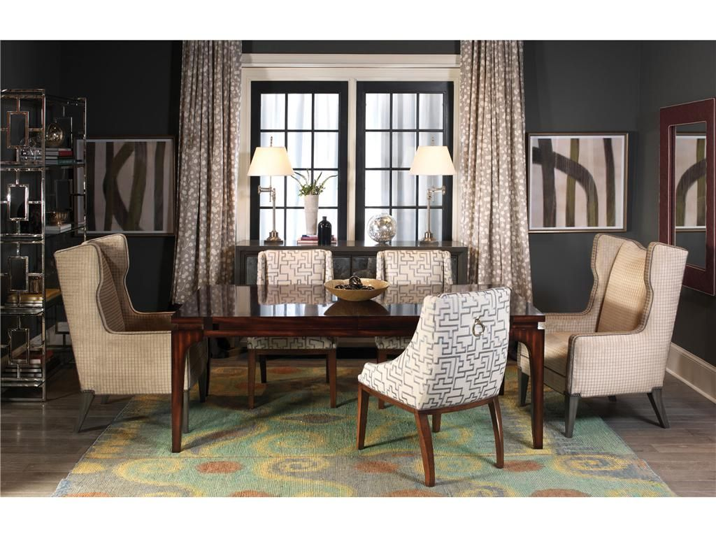 Vanguard Dining Room Sets Tf Rs 9717t 9711a Finesse Furniture