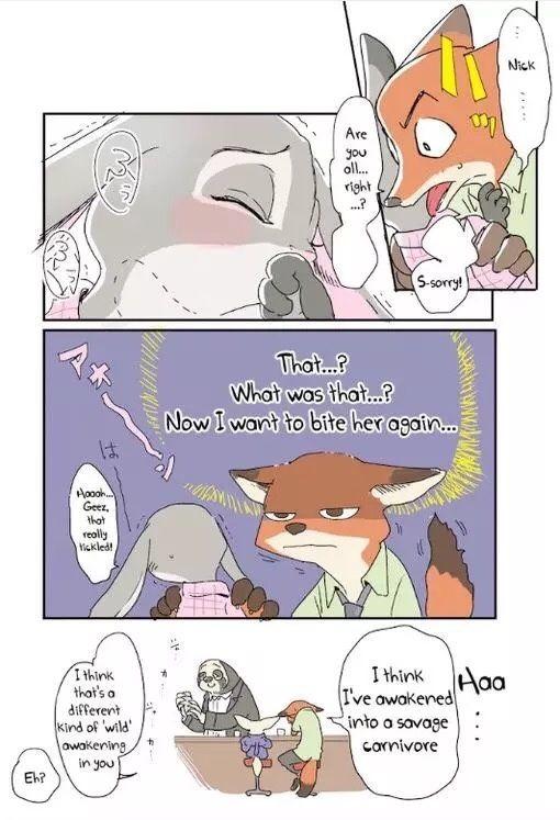 Zootopia comics | Tumblr