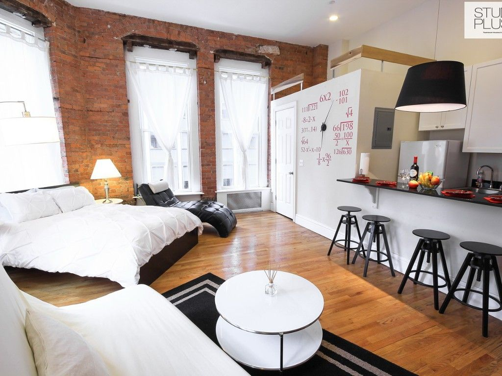 36 creative studio apartment